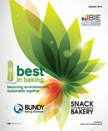 International Baking Industry Exposition - Color Garden's parent company ColorMaker was awarded Honorable Mention.